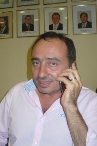 Reynaldo Diaz Salek, Presidente de ANAPO