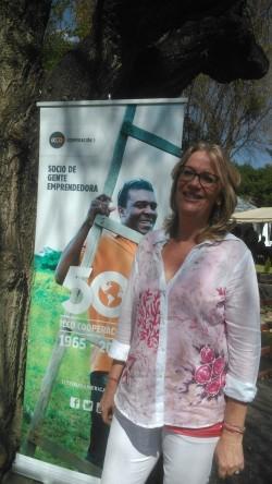 Coony Tomstra, Representante de ICCO en Bolivia