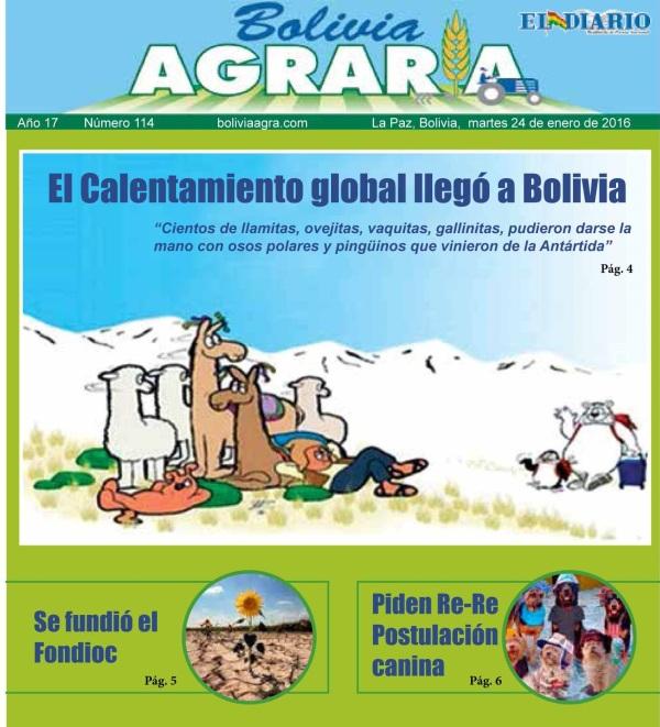 Bolivia agraria 2017 TAPAw